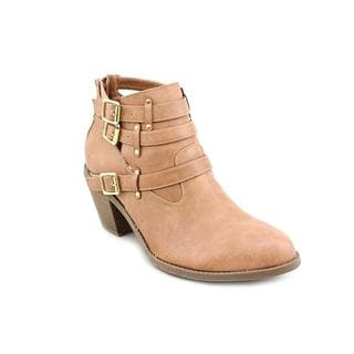 Madden Girl Women's 'Gossip' Faux Leather Boots