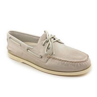 Sperry Top Sider Men's 'A/O 2-Eye Free Time' Leather Casual Shoes