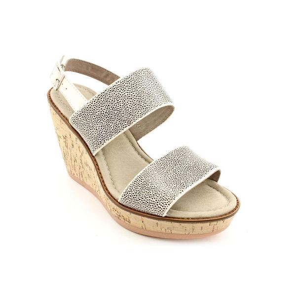 Hush Puppies Women's 'Cores Sling' Leather Sandals