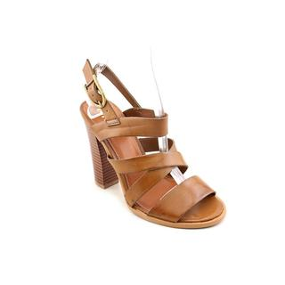 Mia Women's 'Taylor' Man-Made Strappy Heels