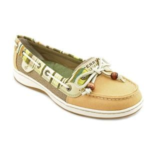 Sperry Top Sider Women's 'Angelfish' Regular Suede Casual Shoes