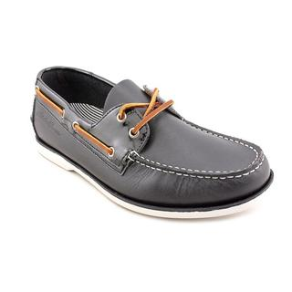 Eddie Bauer Men's 'Nantucket' Leather Casual Shoes