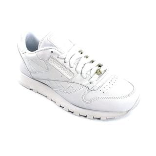 Reebok Men's 'Classic Leather' Leather Athletic Shoe