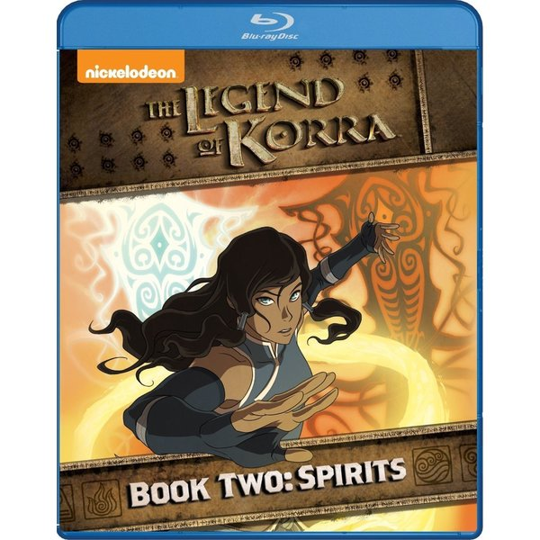 Legend Of Korra: Book Two: Spirits (Blu-ray Disc) 12787410