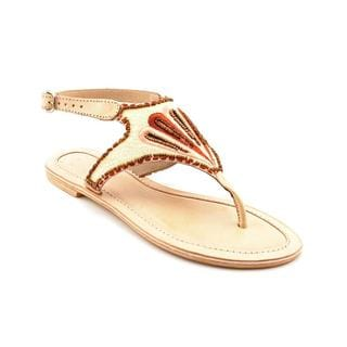 Charles By Charles David Women's 'Valli' Leather Sandals (Size 10 )
