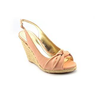 Enzo Angiolini Women's 'Inigo Espadrille' Leather Dress Shoes
