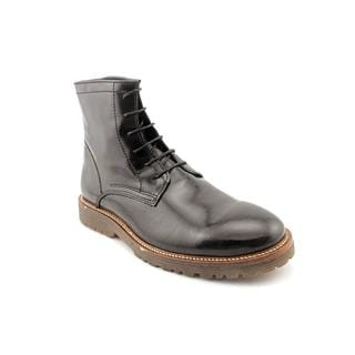 Steve Madden Men's 'Longshot' Leather Boots (Size 10.5 )