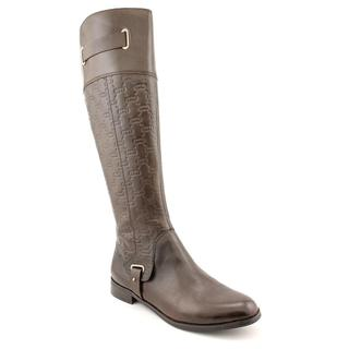 Etienne Aigner Women's 'Gilbert' Leather Boots