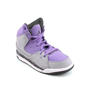 Jordan Girl (Youth) 'SC-1' Patent Leather Athletic Shoe