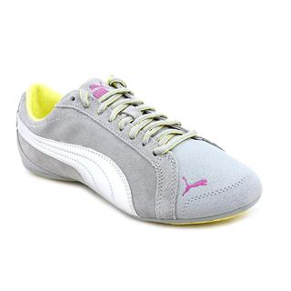 Puma Women's 'Janine Dance Flower' Regular Suede Athletic Shoe