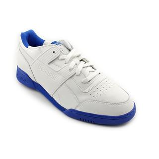 Reebok Men's 'Workout Plus R12' Leather Athletic Shoe