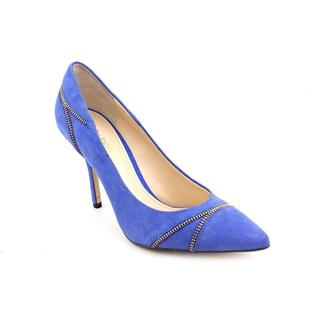 Enzo Angiolini Women's 'Pop Culture' Suede Dress Shoes