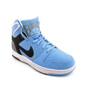 Nike Men's 'Mach Force Mid' Faux Leather Athletic Shoe