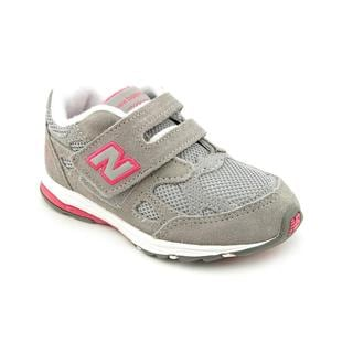 New Balance Girl (Toddler) 'KV990' Regular Suede Athletic Shoe