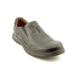 Unstructured By Clarks Men's 'Un Venton' Leather Athletic Shoe - Wide (Size 10 )