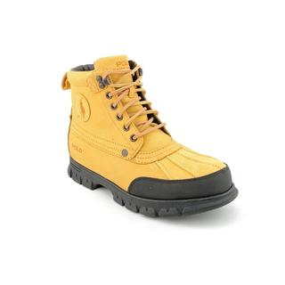 Polo Ralph Lauren Men's 'Burson' Nubuck Boots