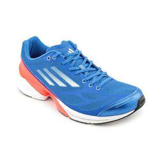 Adidas Girl (Youth) 'Adizero Feather' Mesh Athletic Shoe