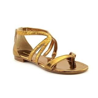 Enzo Angiolini Women's 'Topaza' Leather Sandals