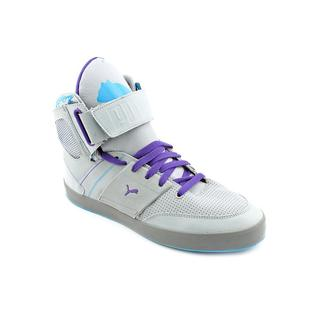 Puma Men's 'El Solo Hi' Leather Athletic Shoe