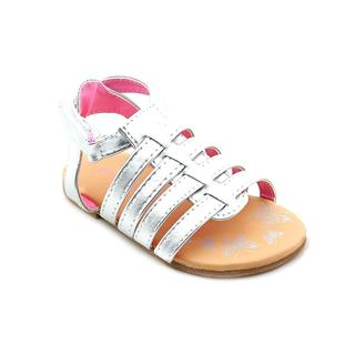 Rampage Girls Girl (Toddler) 'Lil Susie' Synthetic Sandals