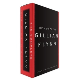 The Complete Gillian Flynn: Gone Girl / Dark Places / Sharp Objects (Paperback)