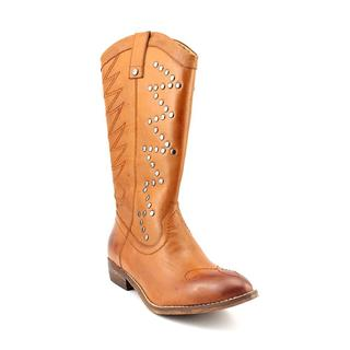 Mia Limited Edition Women's 'Twist' Leather Boots