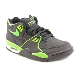 Nike Boy (Youth) 'Air Flight '89 (GS)' Leather Athletic Shoe
