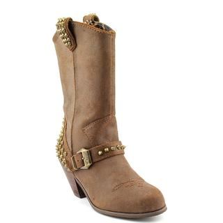 Betsey Johnson Women's 'Yendell' Leather Boots