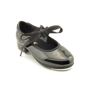 Bloch Girl (Toddler) 'Annie Tyette Tap' Patent Leather Athletic Shoe (Size 9.5 )