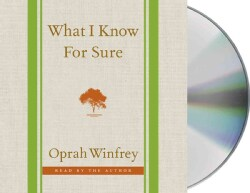 What I Know for Sure (CD-Audio)