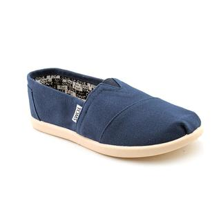 Toms Boy (Youth) 'Classics' Fabric Casual Shoes (Size 4 )
