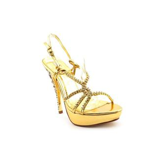 Celeste Women's 'Mimi-08' Man-Made Sandals