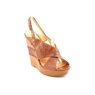 Matisse Women's 'Cagney' Leather Sandals (Size 9.5 )