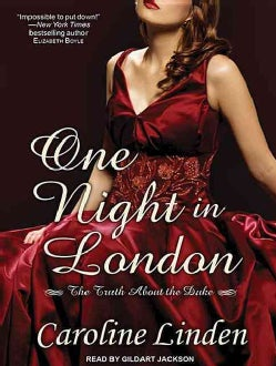 One Night in London (CD-Audio)