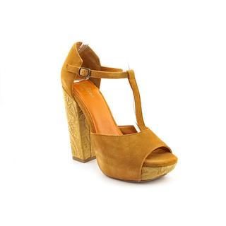 Zodiac Women's 'Toni T-Strap' Leather Dress Shoes (Size 8.5 )