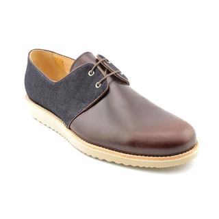 Faconnable Men's 'Oxford' Leather Casual Shoes