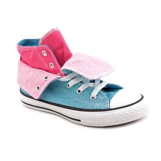 Converse Girl (Youth) 'CT Two Fold Hi' Basic Textile Athletic Shoe