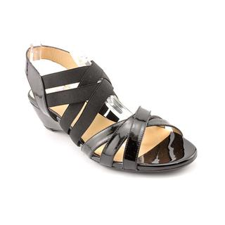 Amalfi By Rangoni Women's 'Grotte' Leather Sandals - Wide (Size 9 )