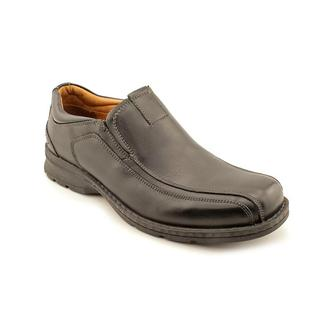 Dockers Men's 'Agent' Leather Casual Shoes - Wide (Size 10.5 )