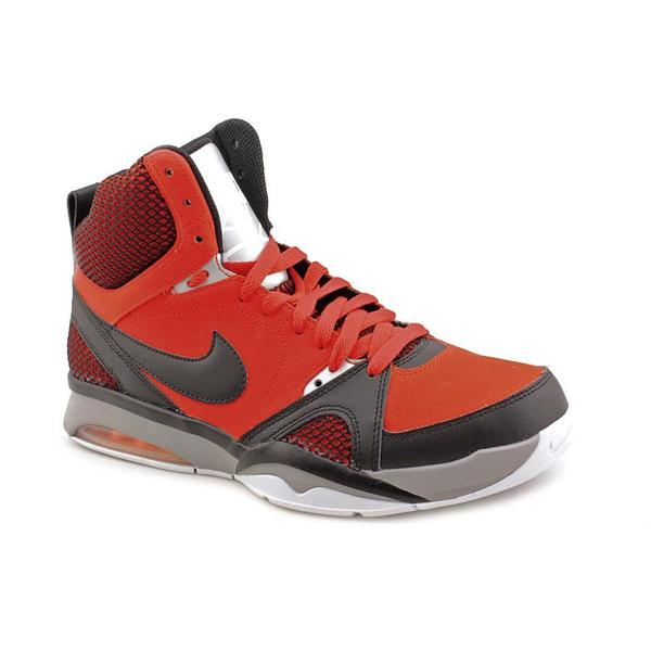 Nike Men's 'Air Ultra Force 2013' Faux Leather Athletic Shoe