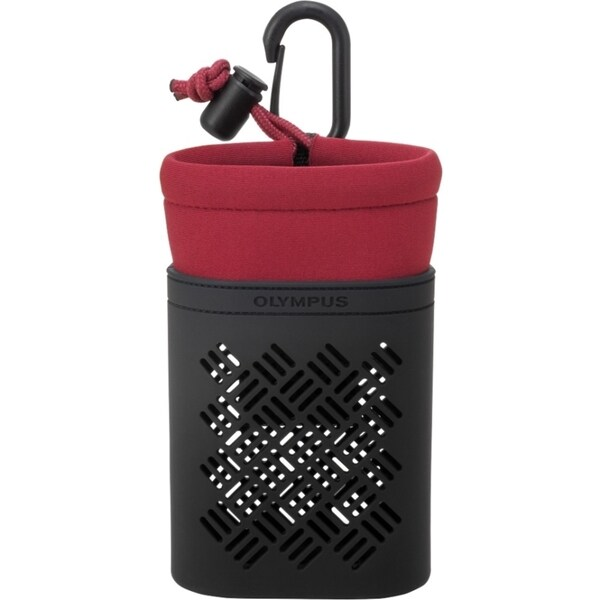 Olympus CSCH-121 Carrying Case for Camera - Red