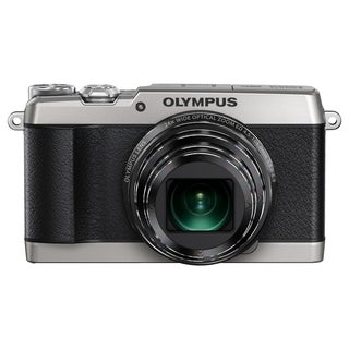 Olympus SH-1 16 Megapixel Compact Camera - Silver