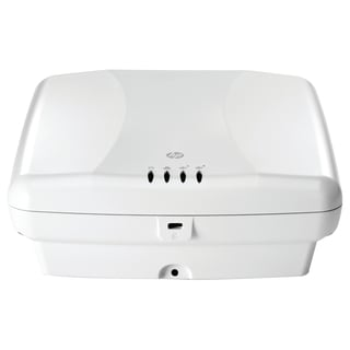 HP IEEE 802.11ac 1.27 Gbps Wireless Access Point - ISM Band - UNII Ba