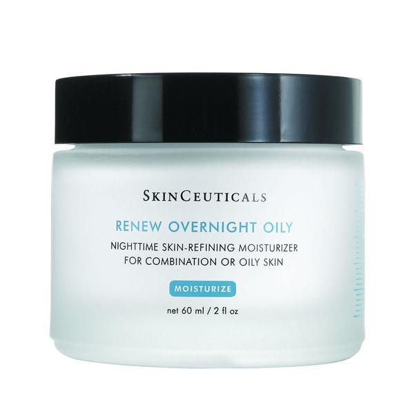 SkinCeuticals Renew Overnight Oily Nighttime Skin-Refining Moisturizer