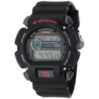 Casio Men's 'G-Shock' Black Digital Watch