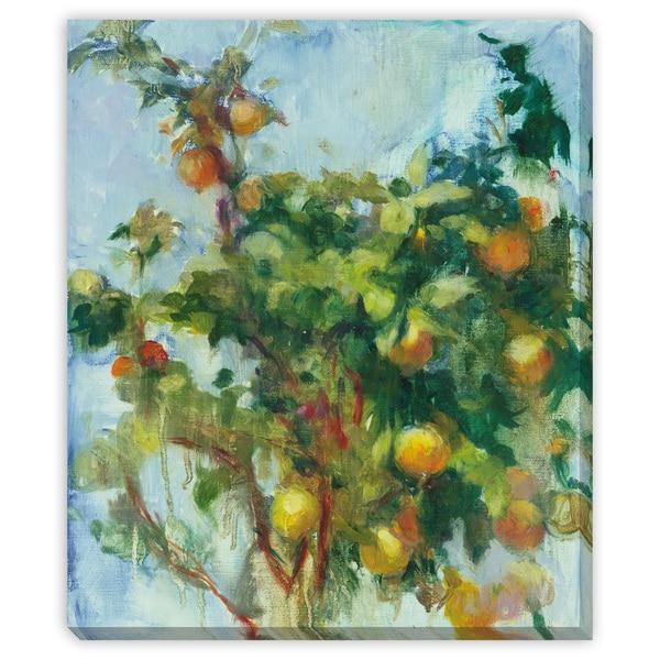 Lemon Tree Canvas Gallery Wrap