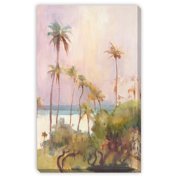 Pink Sky Canvas Gallery Wrap