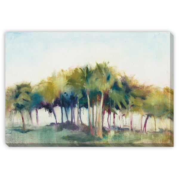 Coconut Grove Canvas Gallery Wrap