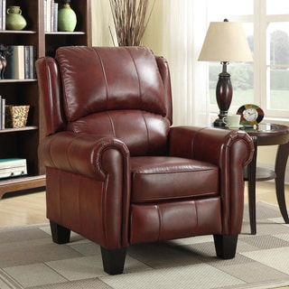 At Home Designs Barrington Paprika Recliner