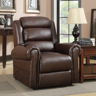 At Home Designs Murphy Turkish Coffee Power Lift Recliner